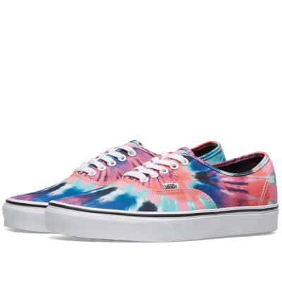 Vans UA Authentic Tie Dye