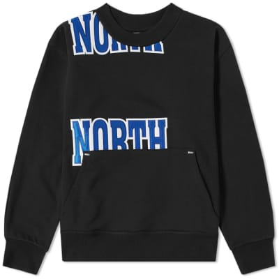 Mr. Completely North Crew Sweat
