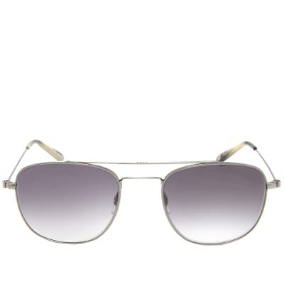 Garrett Leight Clubhouse Sunglasses