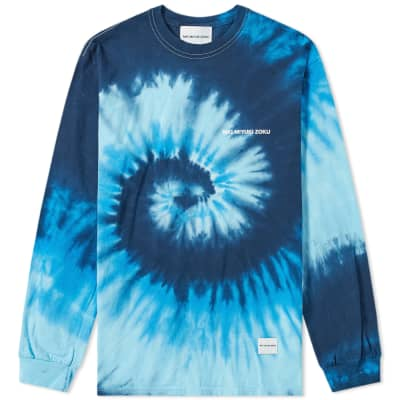MKI Long Sleeve Tie Dye Tee