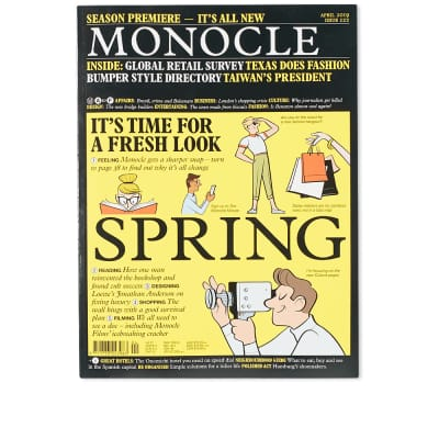 Monocle & Colour: Issue 122, April 19
