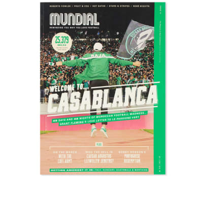 Mundial Magazine - Welcome to Casablanca