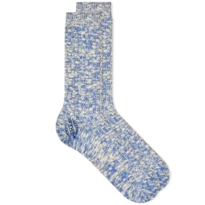 Nonnative Dweller Marl Socks
