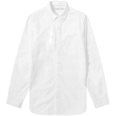 Nonnative Dweller Over Dyed Button Down Oxford Shirt