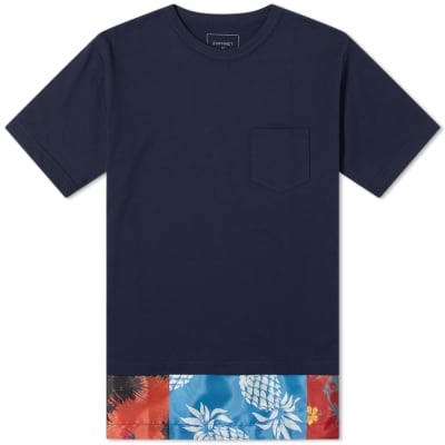 SOPHNET. Fake Layered Pocket Tee