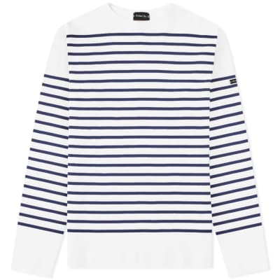Armor-Lux 1140 Long Sleeve Sailor Tee