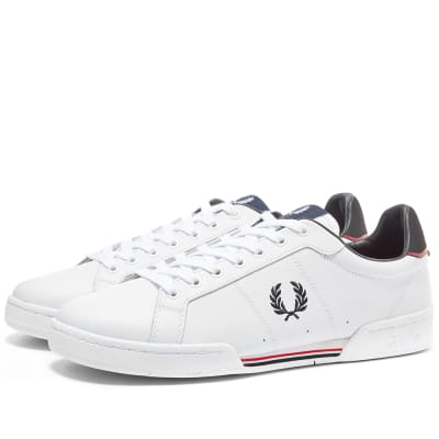 Fred Perry Authentic B7222 Leather Sneaker