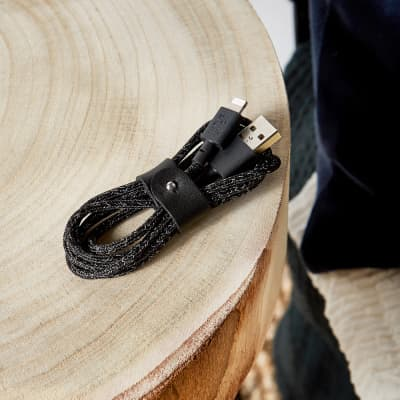 Native Union 1.2m Belt Cable 'Cosmos'