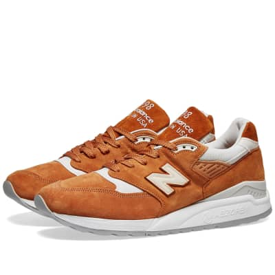 New Balance M998TCC - Made in the USA