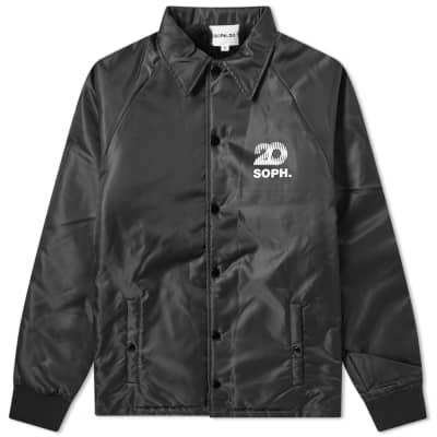 SOPH.20 Boa Lining Coach Jacket