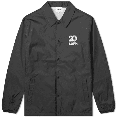 SOPH.20 Coach Jacket