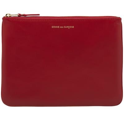 Comme des Garcons SA5100RD Classic Wallet