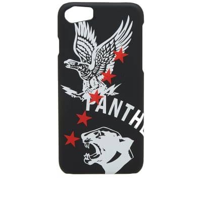 SOPHNET. Eagle Panther iPhone 8 Case