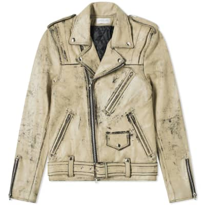 John Elliott x Blackmeans Riders Jacket