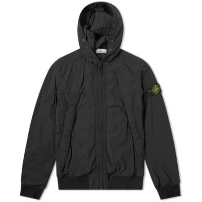 Stone Island Comfort Composite Hooded Jacket