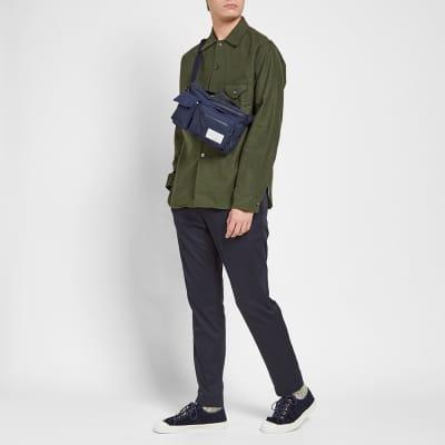 Post Overalls Flannel E-Z Cruz Shirt