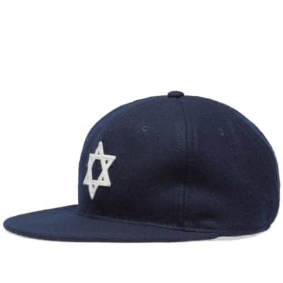 Ebbets Field Flannels Hebrew Orphan Asylum 1938 Cap