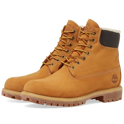 "Timberland Warm Lined 6"" Premium Boot"