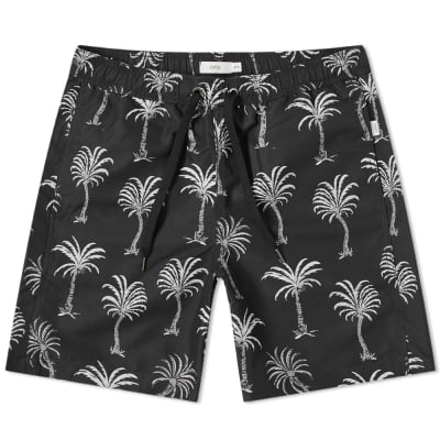 "Onia Charles 7"" African Palm Swim Short"