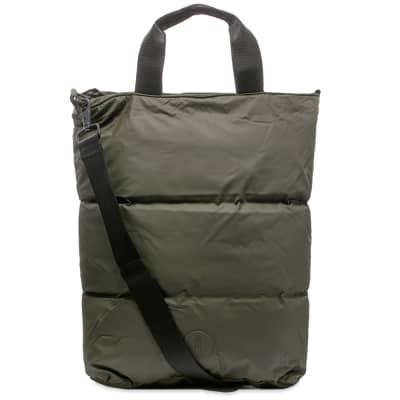 Rains Puffer Crossbody Tote Bag