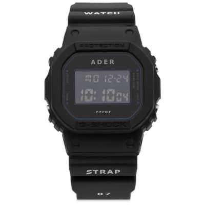 Casio G-Shock x ADER error DW-5600ADER Watch