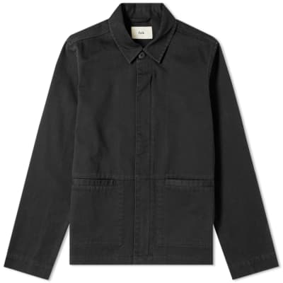 Folk Burner Chore Jacket