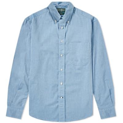 Gitman Vintage USO Chambray Shirt