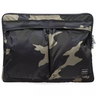 Porter-Yoshida & Co. Counter Shade Camo Document Case