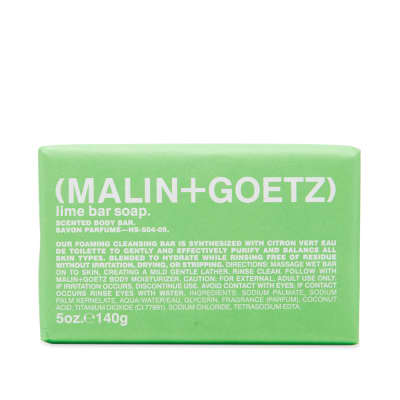 Malin + Goetz Lime Soap Bar