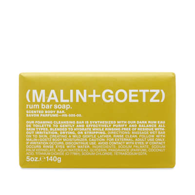 Malin + Goetz Rum Soap Bar