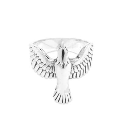 Maple Eagle Ring