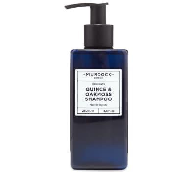 Murdock London Monmouth Quince & Oakmoss Shampoo