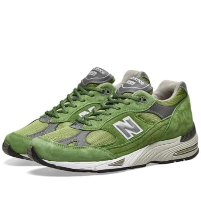 New Balance M991GRN - Made in England