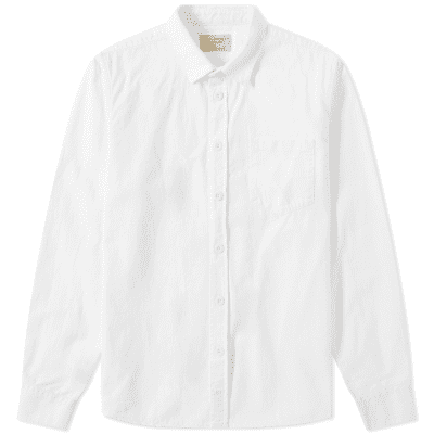 Nudie Henry Garment Dye Shirt