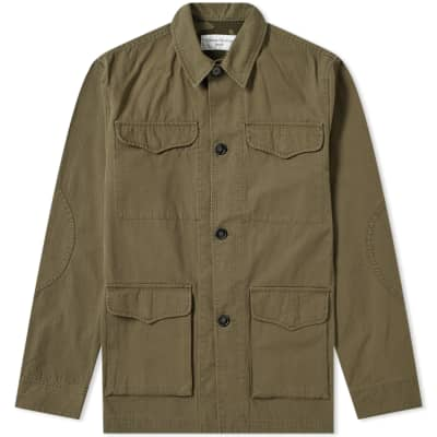 Officine Generale Travis Ripstop Jacket
