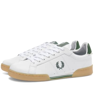 Fred Perry Authentic B722 Leather Sneaker