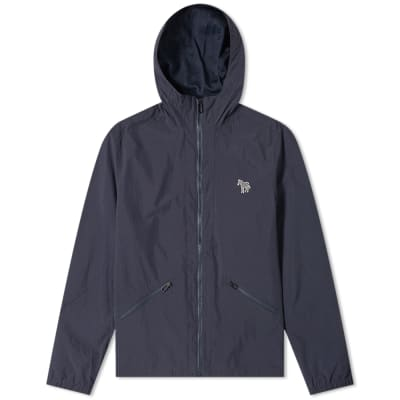 Paul Smith Zebra Hooded Windbreaker