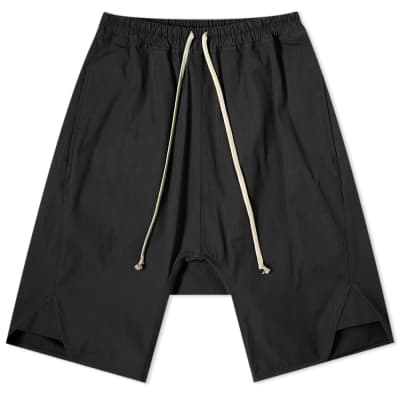 Rick Owens Basket Swinger Short