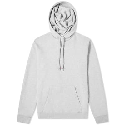 Saint Laurent Archive Logo Hoody
