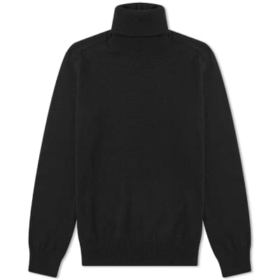 Saint Laurent Cashmere Turtleneck Knit
