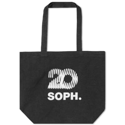 SOPH.20 Square Logo Large Tote Bag