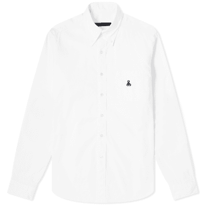 SOPHNET. Elbow Patch Shirt