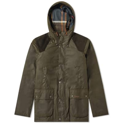 Barbour Louth Wax Jacket