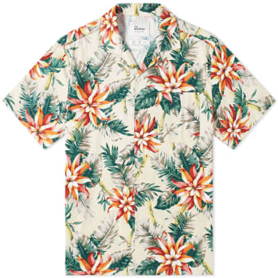 Penfield Gonzales Floral Vacation Shirt