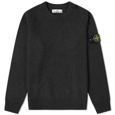 14bc1232 Stone Island Lambswool Crew Knit