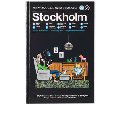 The Monocle Travel Guide: Stockholm