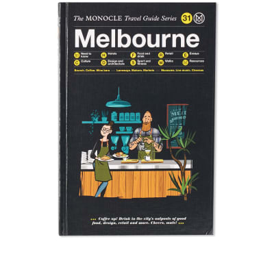 The Monocle Travel Guide: Melbourne