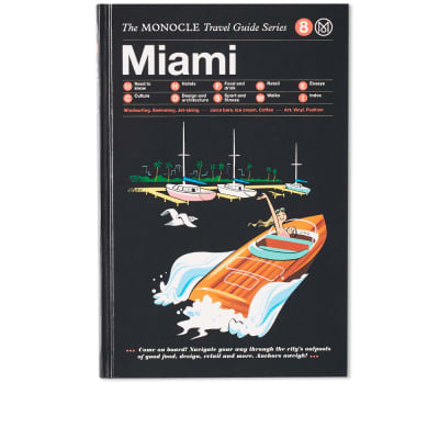 The Monocle Travel Guide: Miami