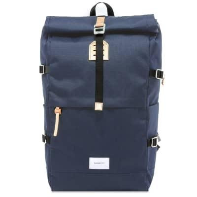 Sandqvist Bernt Cordura Rolltop Backpack