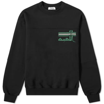 ADISH Lakiya Crew Sweat